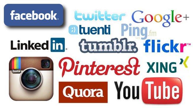 Curiosidades sobre las redes sociales que manejamos a diario…
