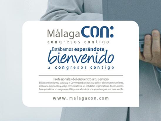 Campaña promoción Costa del Sol – Ciudad de congresos