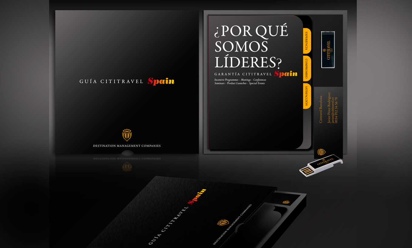 CITITRAVEL – Diseño presentación multimedia