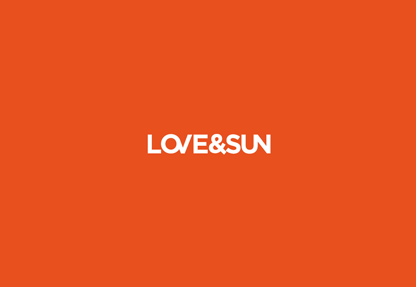Love&sun – Diseño de marca