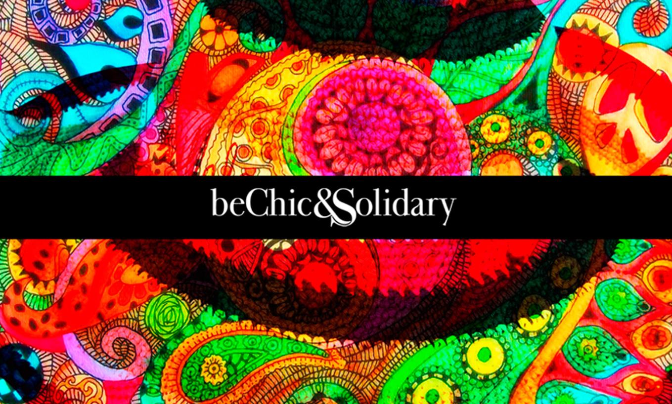 CHIC&SOLIDARY – Diseño de imagen moda