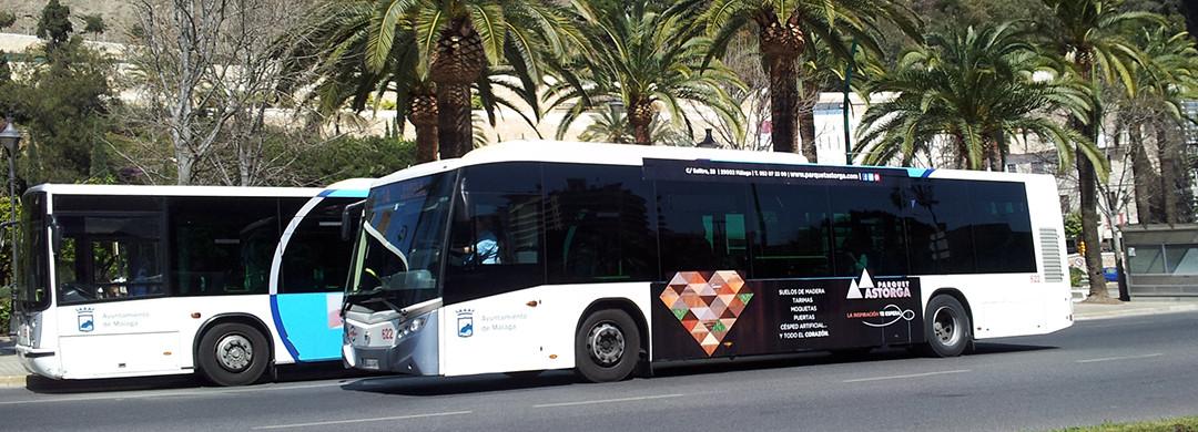 Publicidad en Autobuses: Espectacular y Rentable… si sabes cómo hacerlo