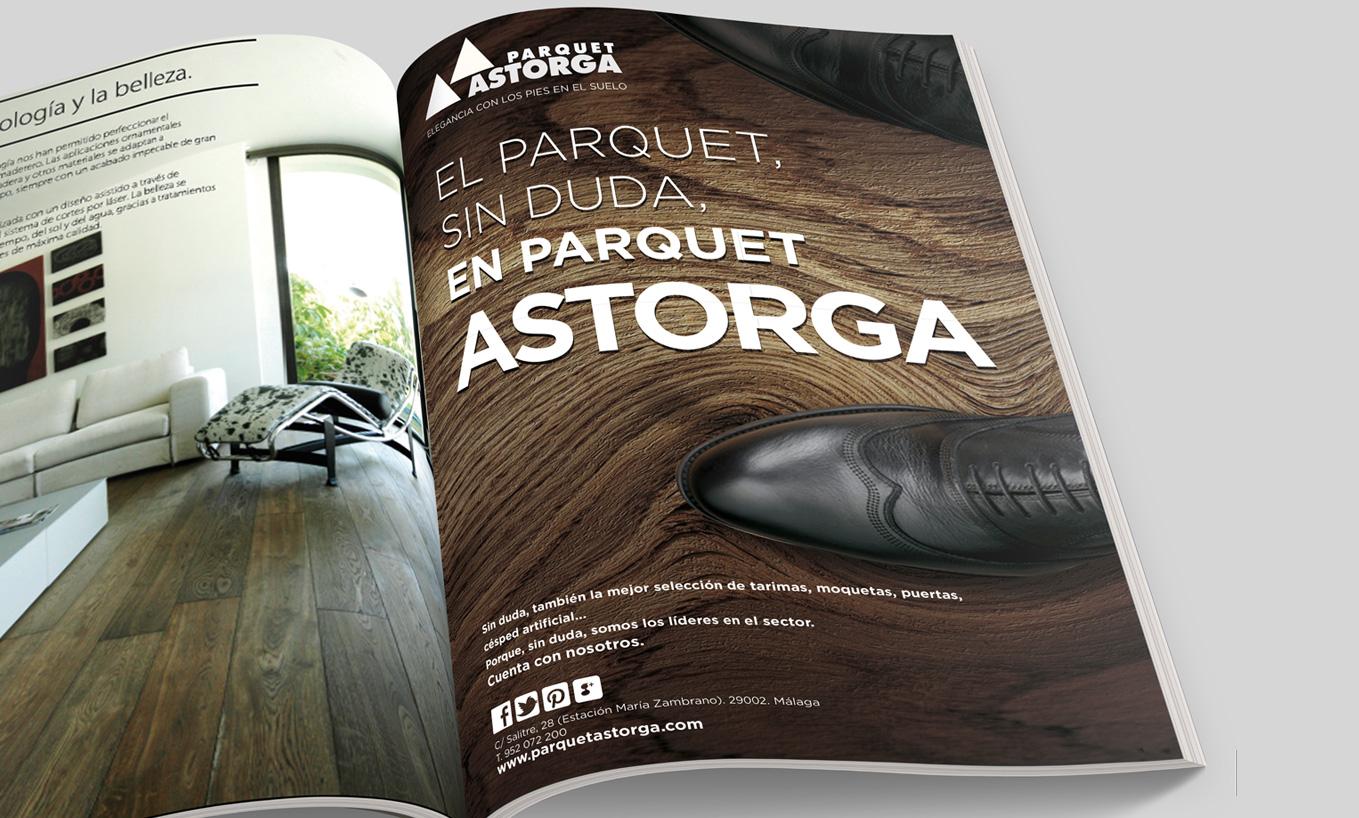 Parquet Astorga 2015