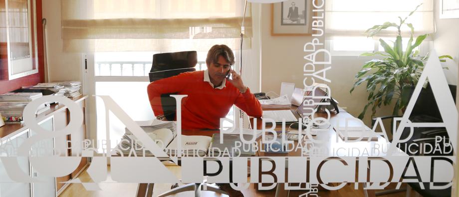 Autoentrevista: Álvaro García, Director de AN Publicidad