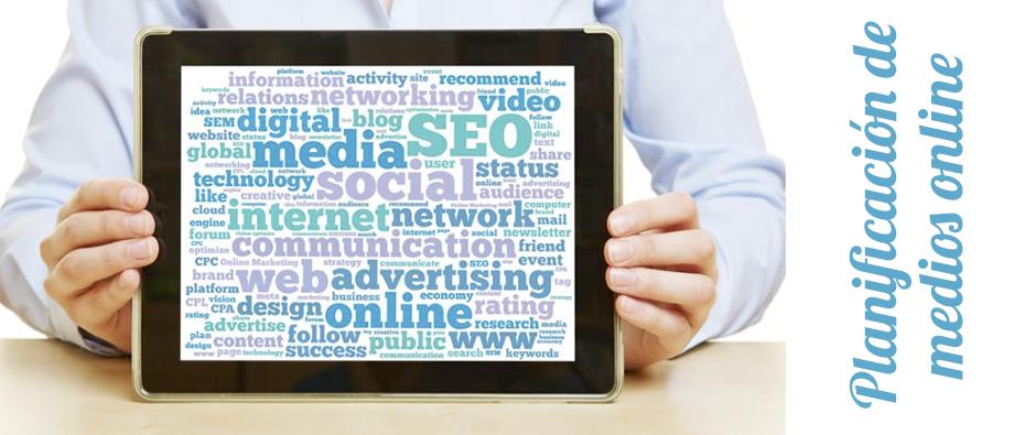 Planificación de medios online