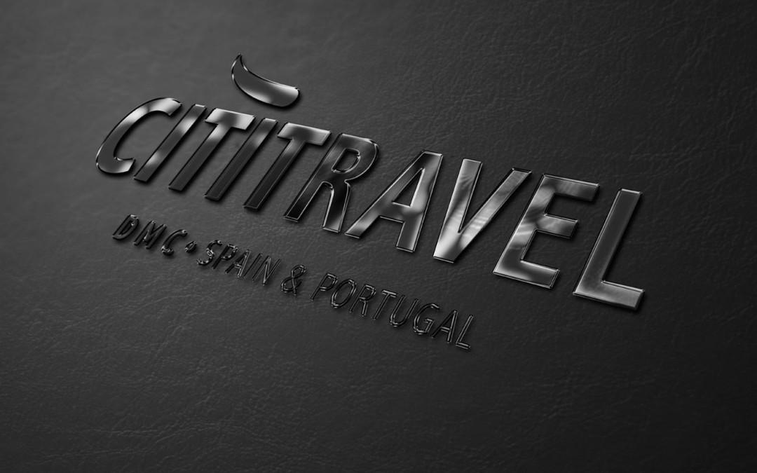 Caso práctico: restyling del logotipo de CitiTravel