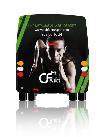publicidad autobuses AN Publicidad