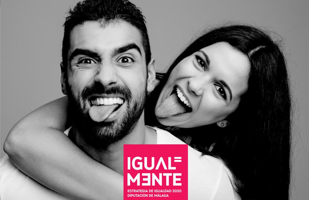 IGUAL=MENTE, imagen de la estrategia de igualdad de la Diputación de Málaga