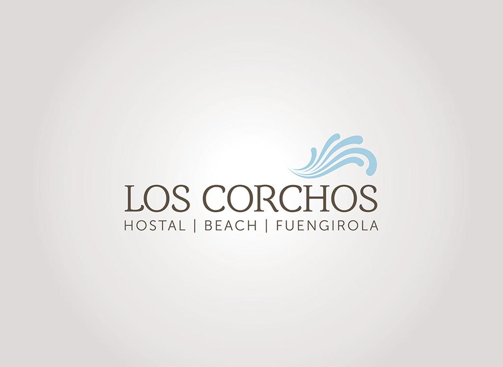 logotipo – Hostal Los Corchos