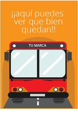 publicidad en autobuses - anpublicidad