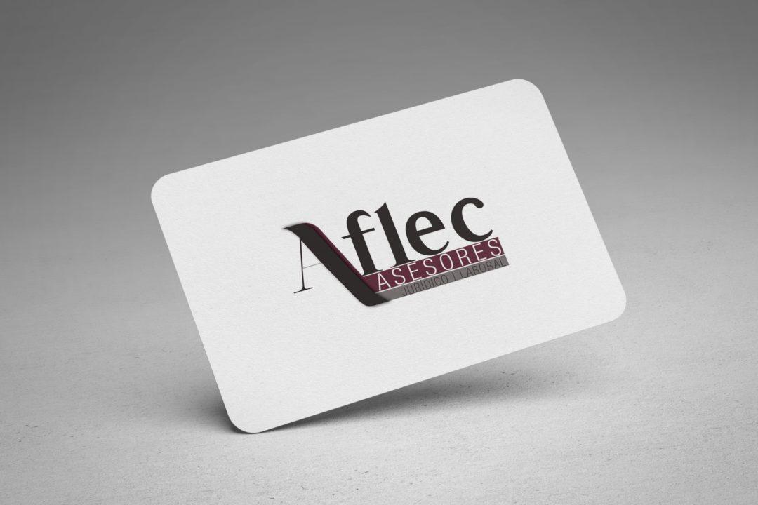 creacion de imagen de marca Aflec