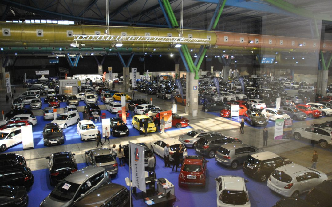La V edición del Salón del Motor de Ocasión de Málaga supera los 3 Millones de facturación