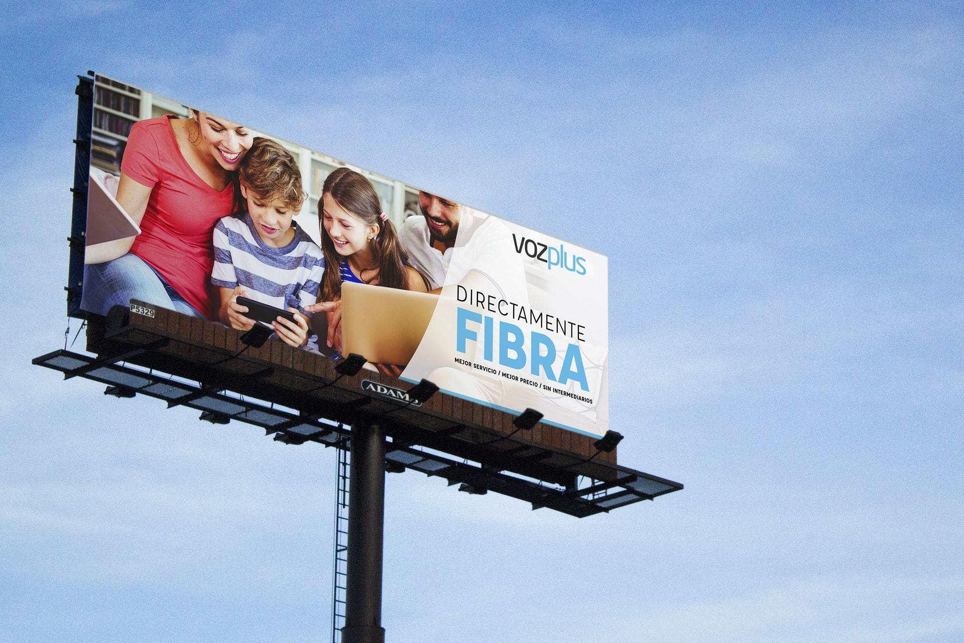 campaña publicidad- valla publicitaria diseñada por Anpublicidad