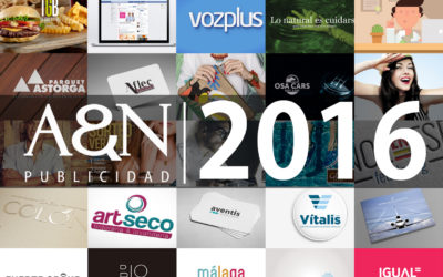AN Publicidad – Resumen 2016