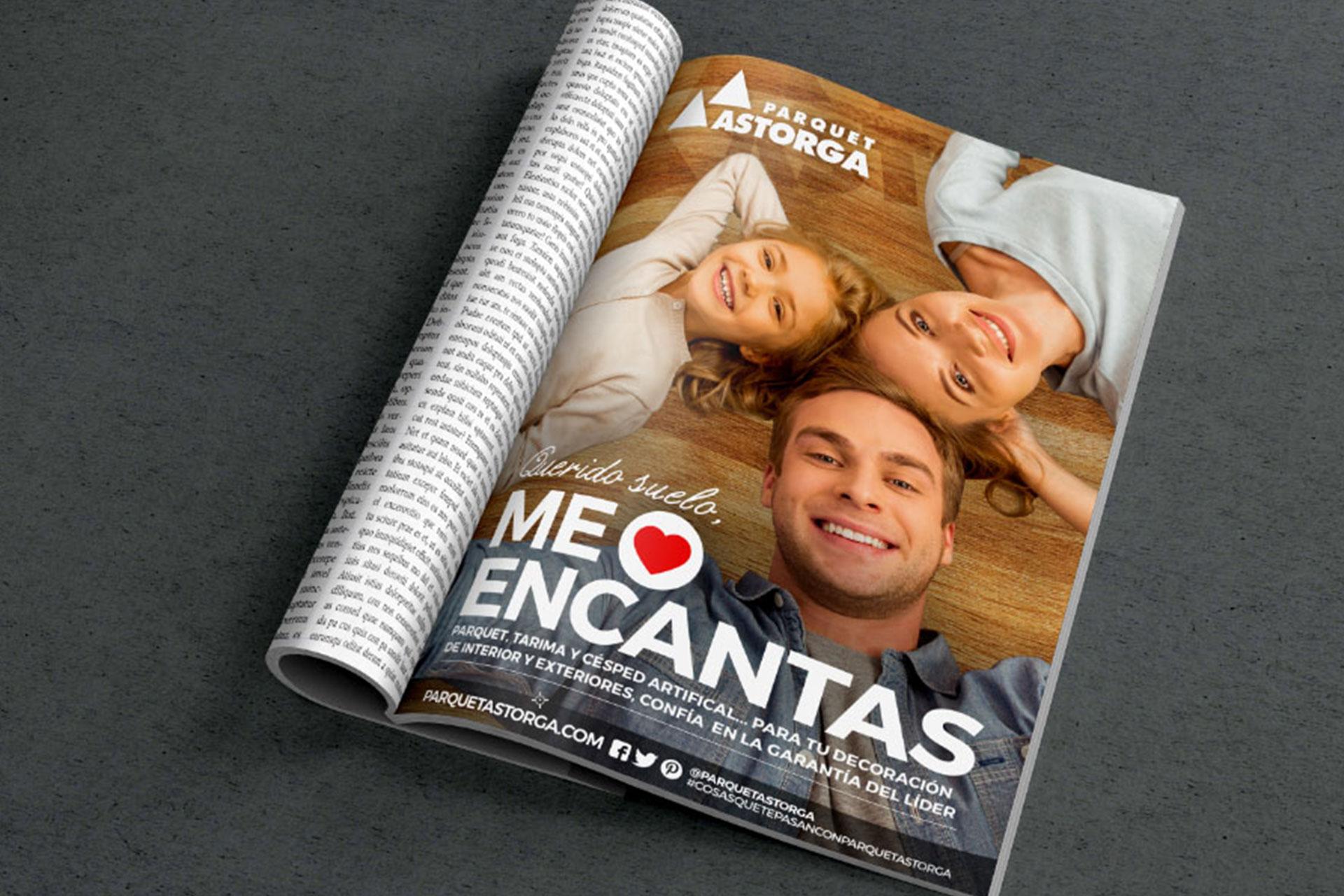 creatividad campaña Astorga 2017 by An Publicidad