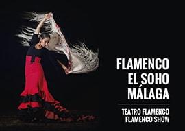 diseño Tablao El Soho por An Publicidad