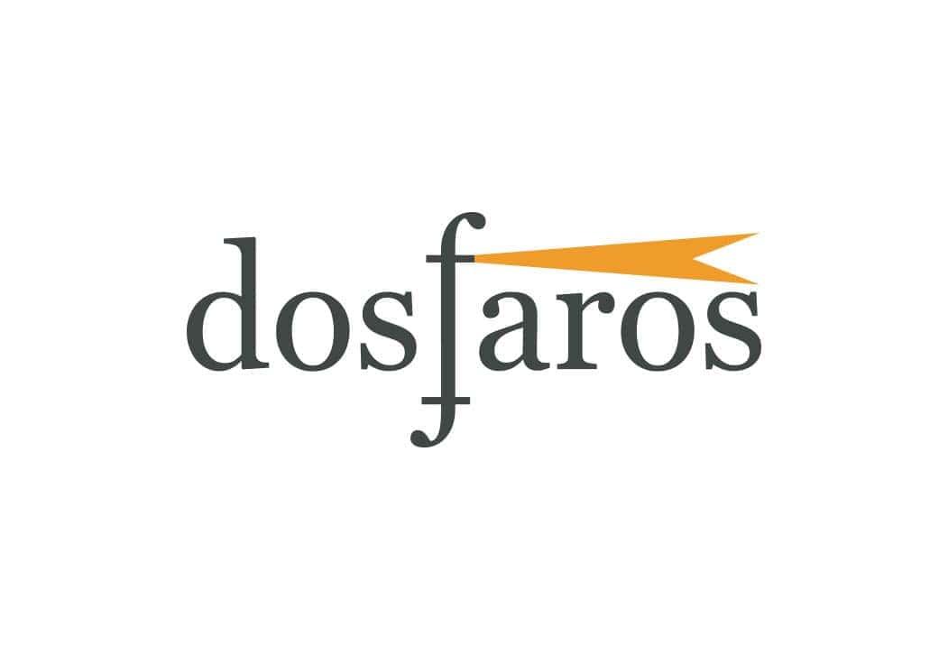 Naming y creación de marca Dos Faros by Anpublicidad