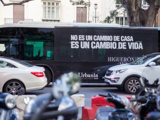 Campaña de Publicidad Higueron West