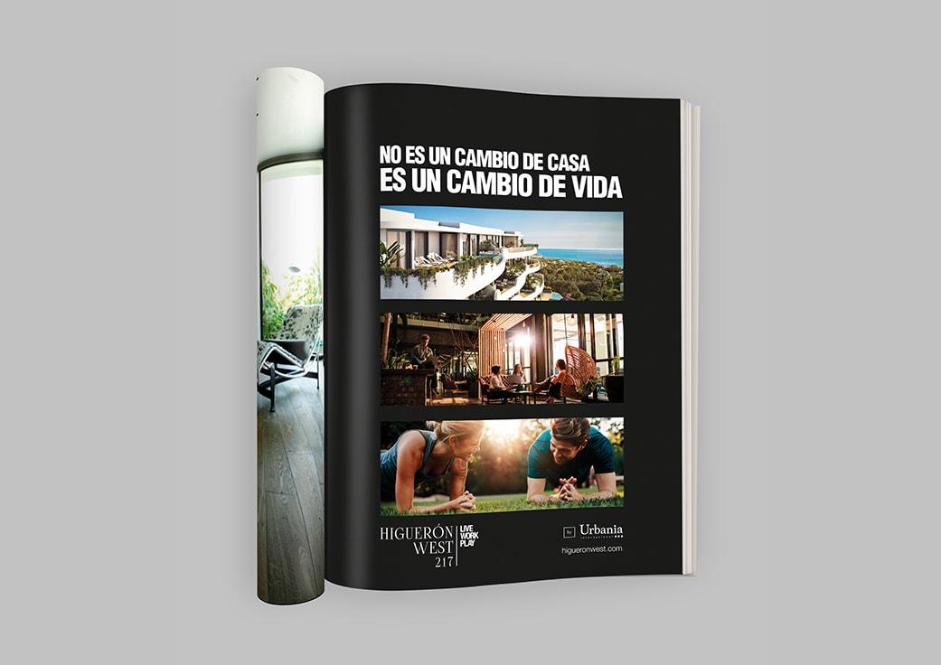 CAMPAÑA DE PUBLICIDAD HIGUERON WEST 217 - AN Publicidad