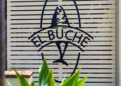 Diseño Imagen corporativa El Buche