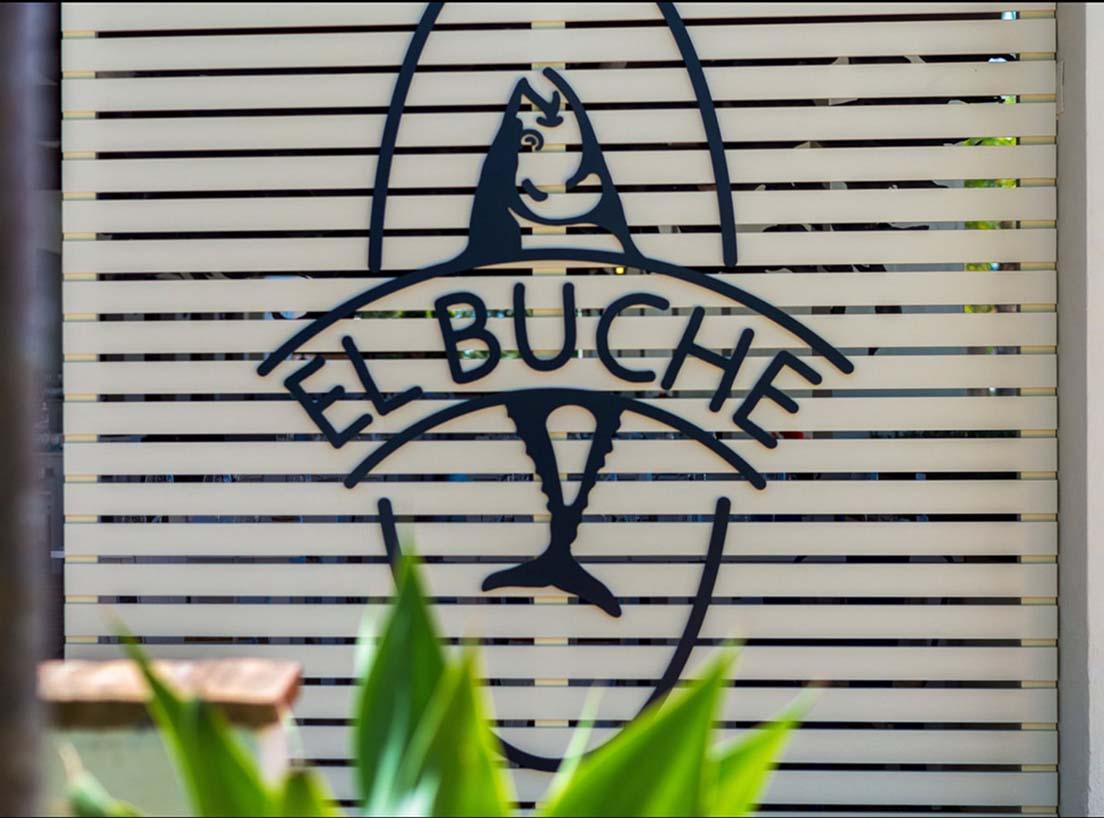 Diseño imagen corporativa de El Buche por AN Publicidad