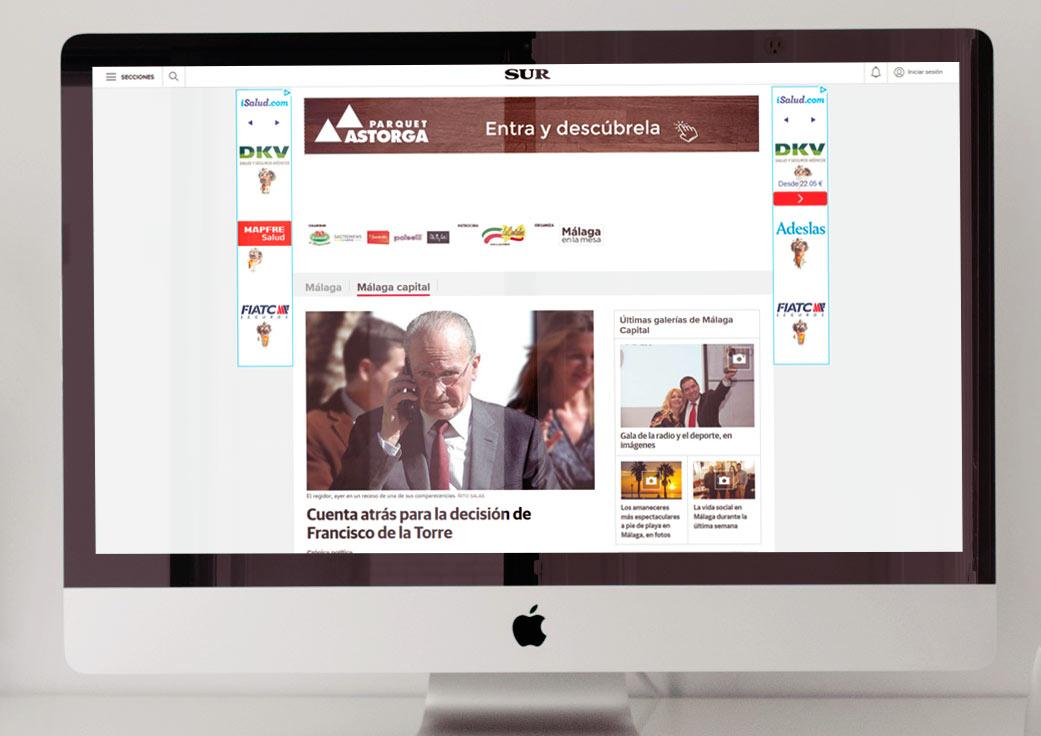 Campaña Parquet Astorga 2018 by An Publicidad