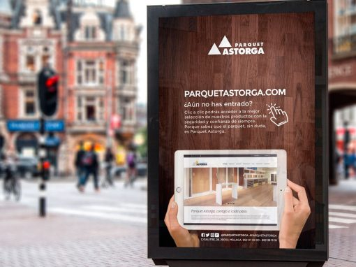Campaña Parquet Astorga 2018