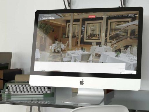 Diseño web L'Albufera