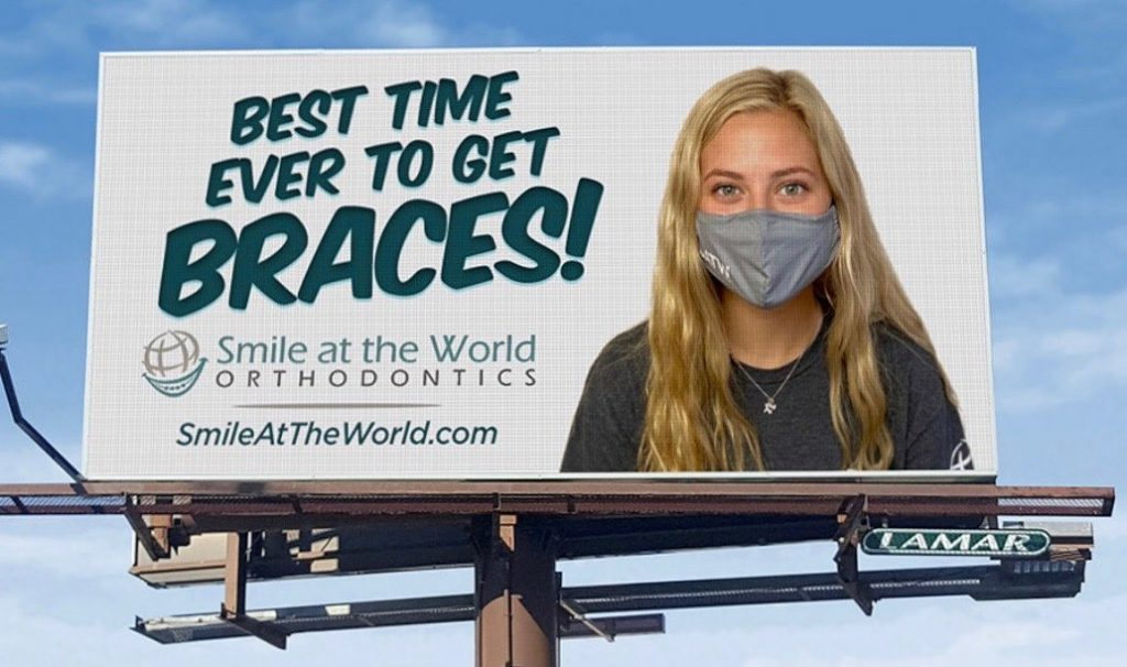 Valla Publicitaria Dentista