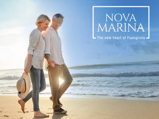 Diseño gráfico Nova Marina