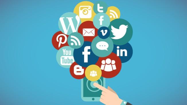 Redes sociales Promocionar