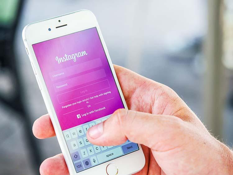 Instagram - Redes sociales