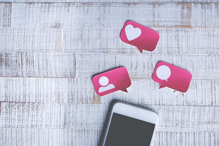 Instagram, los usuarios y sus likes
