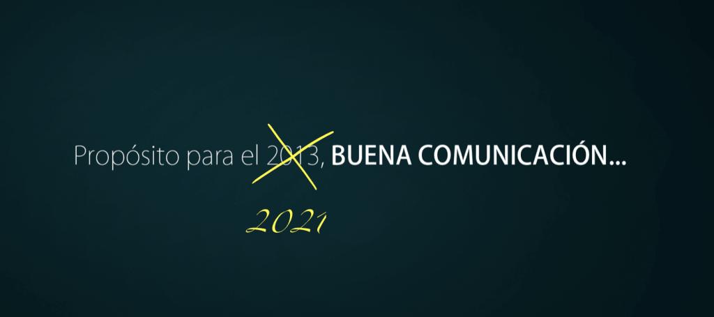 Buena Comunicación 2021