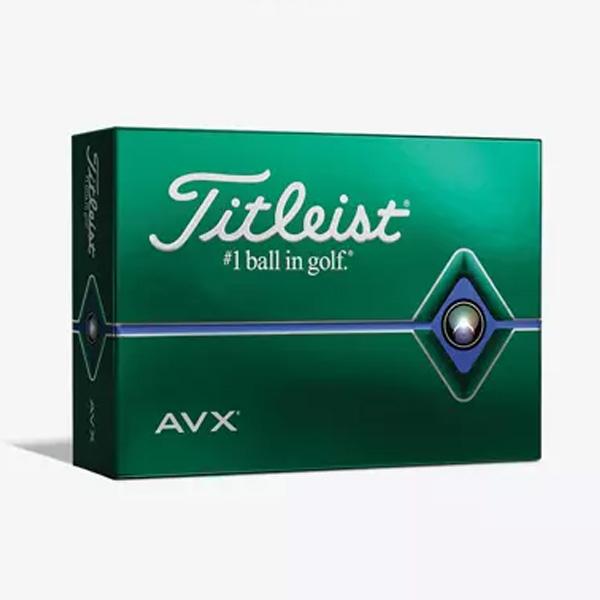 pelota de golf personalizada Titleist avx
