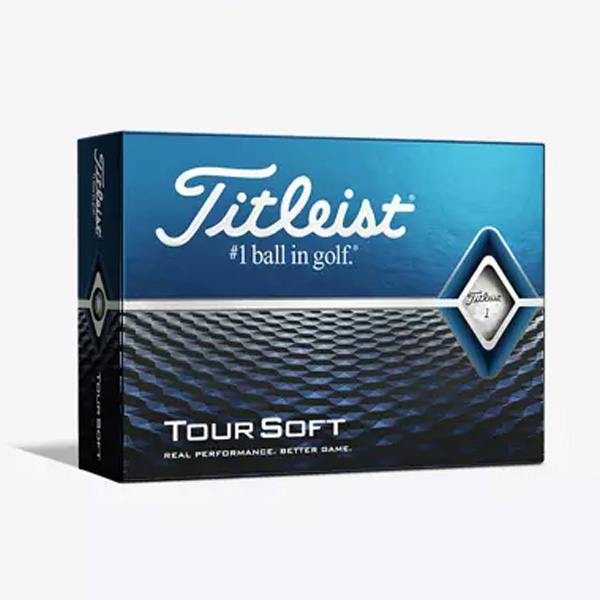 Bola de golf personalizada Titleist toursoft