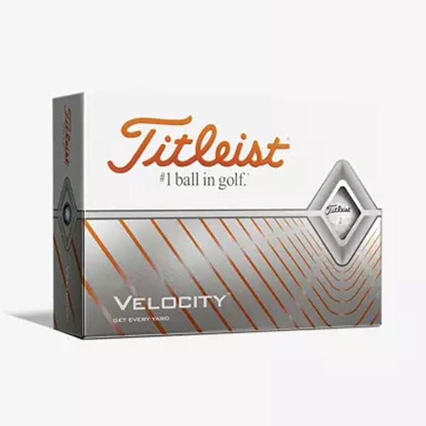 Pelotas de golf personalizada velocity