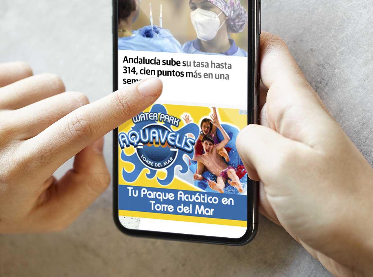 campaña facebook e instagram aquavelis