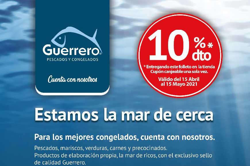 Campaña apertura Congelados Guerrero