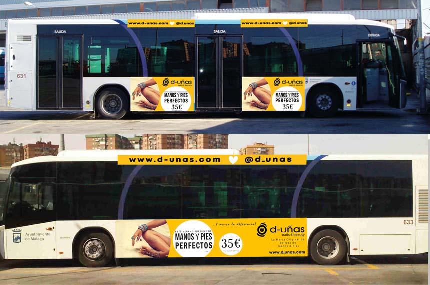Autobús para Centro D-Uñas