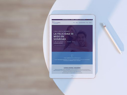 Web y campaña en Google Ads para Clínica Dental